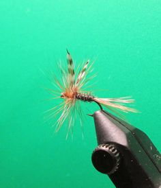 Adams Fishing Fly by Call of the Wild Flies on Etsy, $1.95