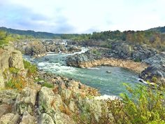 #hiking at #great #falls in #va #outdoors #nature #loveva #peoplewhodofunthings by lovenature0004
