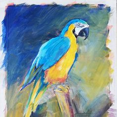 #birds #birdpainting #birdart #impressionistic #animalart #animalartwork #contemporaryart #contemporarypainting #acrylic #acrylicpainting #landscapepainting #landscape #vienna #art #artist #fineart Canvas Paper, Bird Art, Contemporary Paintings, Impressionist, Lovers Art, Landscape Paintings, Best Gifts, Artsy, Sketches