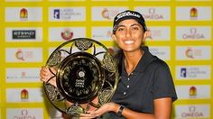 Congratulations Indian teen golfer Aditi Ashok for her second successive victory on the Ladies European Tour at the inaugural Qatar Ladies Open. She is the first Indian woman to win a title on the European tour.  #HarsimratKaurBadal #AkaliDal #Congratulation   #Victory