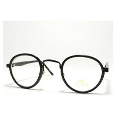 ec2e458a553 VINTAGE Round Clear Lens Eyeglasses Frame Small Size Men and Women Then And  Now