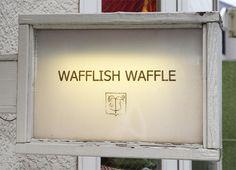 WAFFLISH WAFFLE - Tōkyō-to, Shibuya-ku, Jingūmae, 5丁目16−15 / 東京都 渋谷区 神宮前5-16-15