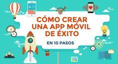 ✓ Pasos fundamentales para crear una app móvil de éxito. Más de 50 herramientas para su monitorización y cómo hacer un Mobile Marketing Plan.