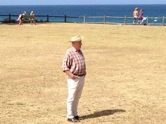 Alf Stewart, Home And Away, Panama Hat, Panama