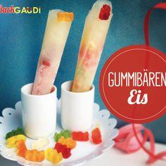 Haribo Gummibären Eis