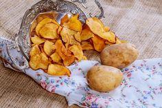 Domácí chipsy: jsou skvělé a zdravější než kupované Treats, Food, Sweet Like Candy, Goodies, Essen, Meals, Sweets, Yemek, Snacks