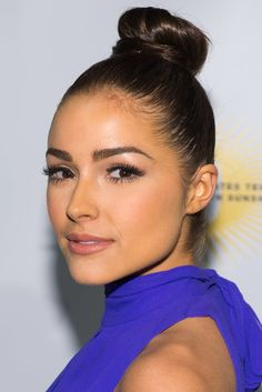 40 Topknot Looks to Top Off Your Trendy Summer Style: You can't go wrong with a trendy topknot style.