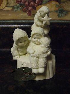 department 56 snow babies | eBay