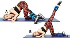 The secret to Jennifer Lopez's sizzling, sculpted shape? A pair of ankle weights and this killer butt-kicking workout series from her trainer Tracy Anderson.