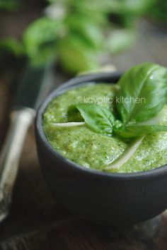 Fresh Summer Pesto Recipe