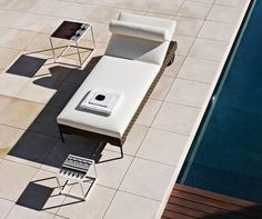 Charles Outdoor Chaise Lounge, Antonio Citterio, Bu0026B Italia. The Charles  Outdoor Chaise Lounge Builds Upon The Designeru0027s Popular Charles Seating.
