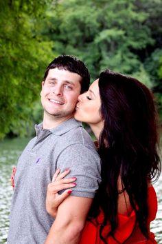 Engagement photo.  Trish Dumbeck Photography
