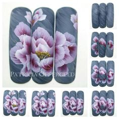 nail art By Patricia Offergeld