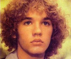 A very young and angelic Mr Michael Stipe.