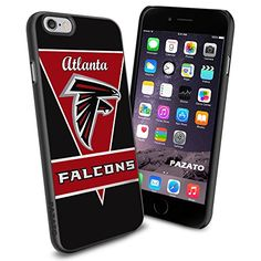 NFL ATLANTA FALCONS Cool iPhone 6 Case Collector iPhone TPU Rubber Case Black Phoneaholic http://www.amazon.com/dp/B00SVHZNTM/ref=cm_sw_r_pi_dp_bMZmvb0QAWHR5