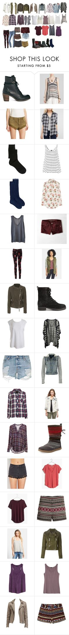 """""""Malia Tate season 5a essentials - tw / teen wolf"""" by shadyannon ❤ liked on Polyvore featuring Steve Madden, Free People, ONLY, ASOS, Yves Saint Laurent, American Vintage, American Eagle Outfitters, French Connection, Olive + Oak and DNA"""