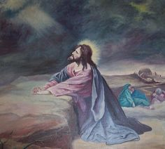 512px-painting_of_christ_in_gethsemane