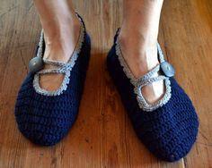 Pantofole all'uncinetto: schemi per realizzarle [FOTO] - NanoPress Donna