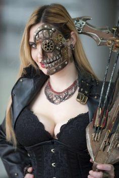 steampunk robot costume - Google Search