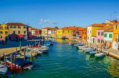 The Murano island is known throughout the world for its blown glass manufacturing. We suggest you to visit the Museo del Vetro and d the furnaces. Throughout The World, Murano Glass, Venetian Glass, 14th Century, Day Tours, Glass Jewelry, Jewellery, Continents, Venice
