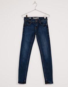 Jeans BSK Skinny Fit 'Comfort' - Jeans - Bershka Colombia