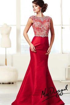Elegant and Modest but still so amazing! #MacDuggal
