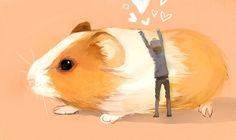 My God! This is sooo cute! *-*