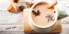 3 egyszerű kávé-helyettesítő recept, ami felpörget | Cosmopolitan.hu Mint Extract, Latte Recipe, Holiday Drinks, Whipped Cream, Cocoa, Panna Cotta, Vanilla, Good Food, Pudding