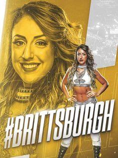 Brittany Baker as Dr. Britt Baker, Chris Benoit, Cody Rhodes, Eddie Guerrero, Kurt Angle, Adam Cole, Kenny Omega, Wwe Female Wrestlers, Kevin Owens