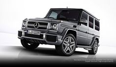 La Mercedes-Benz Classe G