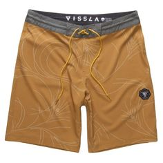 Waves Of Wheat Boardshort Gold / Vissla