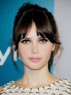 exPress-o: Center Parted Bangs: Thumbs up or down?