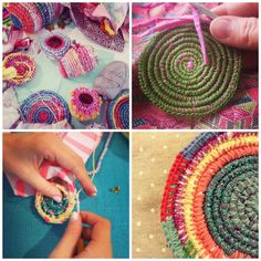 3D Crochet Workshop :: 29th October at Dear September :: Alex Falkiner :: www.alexfalkiner.com