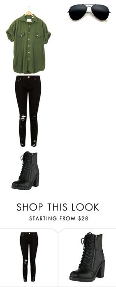 """outfit"" by tonicewo on Polyvore"