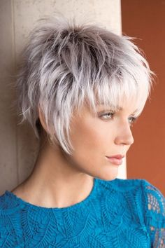 60+ Most Beautiful Short Hairstyles Design For Thin Hair 2019 - Page 52 of 62 - Marble Kim Design
