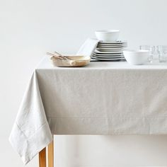 Image 1 of the product Washed Cotton tablecloth
