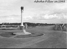 Ashoka Pillar 1948