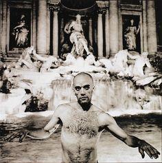 Michael Stipe (R.E.M.)...that voice+those lyrics