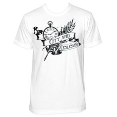 City and colour band shirt Men's Feather T-shirt want this