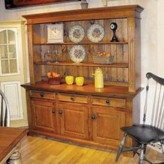 hutch kitchen furniture dining room hutch 9384
