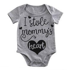 Smart Newborn Toddler Kid Baby Boy Clothing Summer Sleeveless Letter Casual T-shirt Vest Cotton Top Clothes Baby Boys 0-24m Girls' Baby Clothing