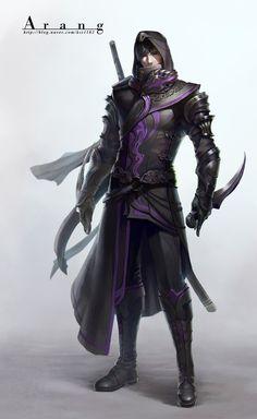 Assassin, Tae Kwon Kim (A-rang)