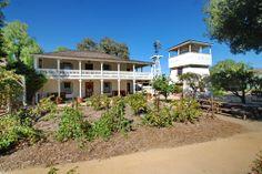 California -- Los Angeles County -- Calabasas -- Leonis Adobe (built 1844)