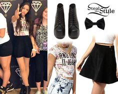 Camila Cabello steal her style