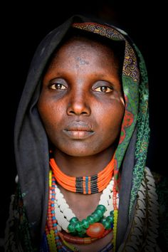 Ethiopia: Valley of the Omo, Arbore. (Claude Gourlay)