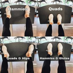 "Health | Nutrition | Fitness on Instagram: ""Foot placement is key! 🔑 I love the leg press machine because it's so versatile and absolutely demolishes the legs! . . I also want to…"""
