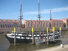 Restaurant - Bremen - Pfannkuchenschiff Admiral Nelson
