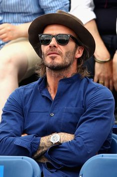 10 Style Moves You Should Steal From David Beckham