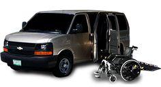 Special VansWe have severaltrucksAdaptedSinorassistant.
