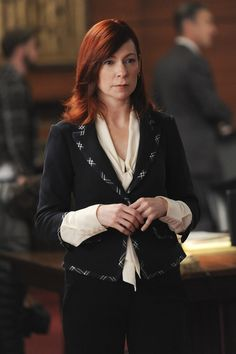 "Carrie Preston | 76 Guest Stars Of ""The Good Wife"" Ranked In Order Of Excellence"